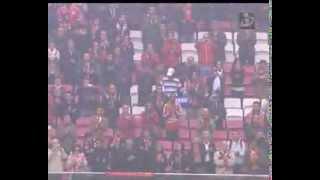 Adeus Eusébio: Hino do Benfica no adeus a Eusébio