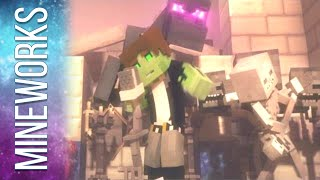 """♫ """"Villagers"""" - A Minecraft Parody Song of """"Sugar"""" By Maroon 5 (Music Video) Animation"""