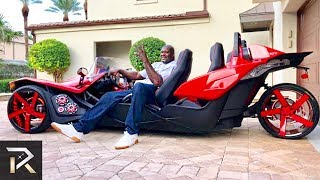 10 Ridiculous Expensive Things Shaquille O'Neal Owns