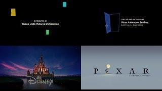 Dist. by Buena Vista Pict. Dist./Pixar/Disney/Pixar [Closing] (2001/2012) (1080p HD)