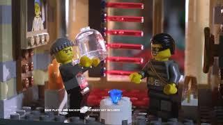 Lego City 2013 Elite Police Commercial