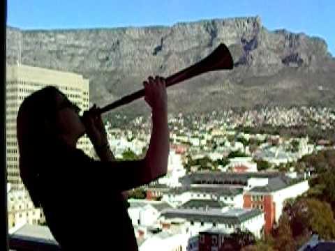 Vuvuzela Test #1