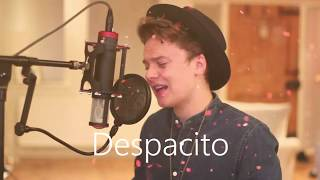 Despacito - Conor Maynard & Pixie Lott cover