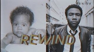 The Evolution of Childish Gambino | Rewind