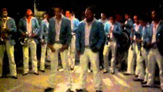 Banda Perla Jerezana En Las Anjuntas Del Refujio,Villanueva,Zac