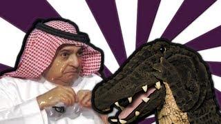 التمساح الحلقة ٢: النظرة التحجيرية | temsa7LY 1