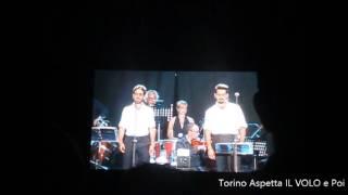 Caruso - Il Volo - Padova 09/07/2017