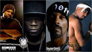 50 Cent  Say My Name ft  Ice Cube & 2Pac & Snoop Dogg 2016