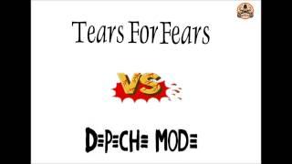 Never Let Me Shout Again (Tears for Fears vs Depeche Mode)