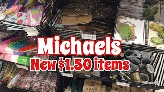 Michaels New $1.50 Bin / Shop with me | I'm A Cool Mom