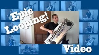 Epic Music Looping Video - Jake Weber