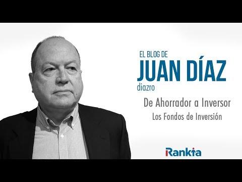 ¿Sabes qué es un fondo de inversión? Conoce de la mano de Juan Díaz de una manera sencilla cómo puedes ahorrar a partir de los fondos de inversión. Aprende este concepto financiero y empieza cuanto antes a pensar en tu futuro y a convertirte de ahorrador a inversor.