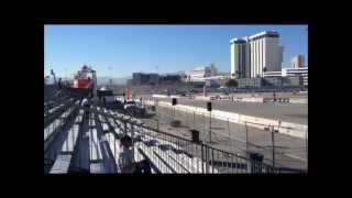 Bucky Lasek's #SUBARU STi @ Global RallyX in Las Vegas, NV