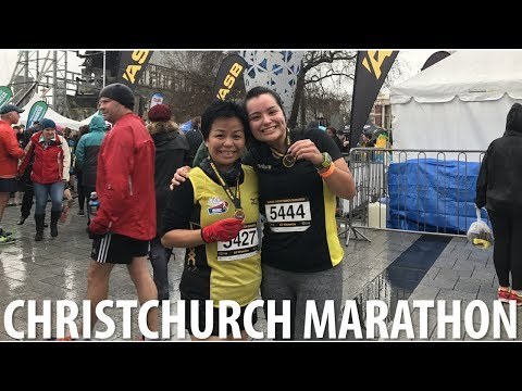 city of christchurch marathon