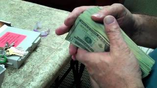 How to Put Money into an ATM - Fill your ATM Machine with Cash