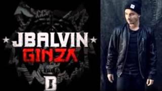 J Balvin- Ginza (Audio Oficial) 2015