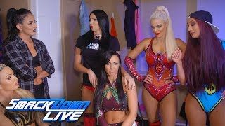 Lana finds an ally in Carmella: SmackDown Exclusive, Oct. 9, 2018