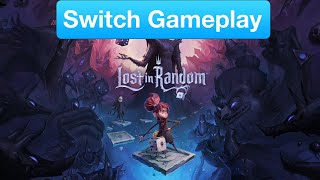 Lost in Random Switch gameplay