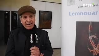 L'artiste peintre Lemnouar Benali expose «ses recherches» à Casablanca