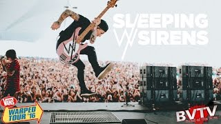 "Sleeping With Sirens - ""Kick Me"" LIVE! @ Warped Tour 2016"