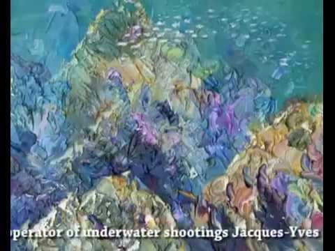 Alexander Belozor underwater painting interview