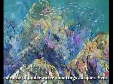 Alexander Belozor underwater painting interview