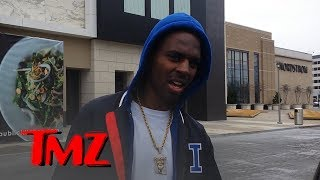 Young Dolph's Money Still On His Mind After Getting Shot | TMZ