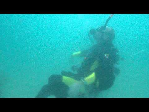 Carter and Dave Frazee SCUBA Dive Puerto RIco