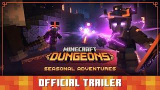 Minecraft Dungeons Seasonal Adventures adds battle passes