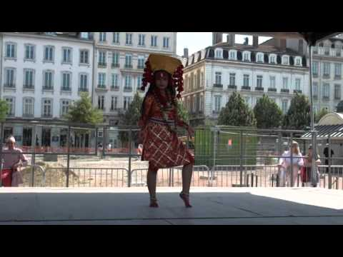 kumari dance by Jainnoo in Lyon, France