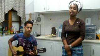 "Cover de ""Volta pa Kaza"" do Hilário Silva, by Eliana"