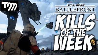 Star Wars Battlefront - KILLS OF THE WEEK #41