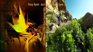 Tracy Byrd - Just Let Me Be In Love ( Ft.Lyrics & Video Edit ) 1080p video