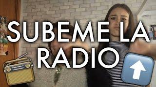 Subeme la radio - Enrique Iglesias ft. Descemer Bueno, Zion & Lennox | Videostar con mi abuela!