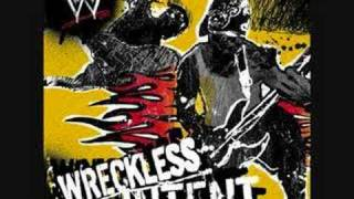 "WWE: Wreckless Intent - ""Burn in My Light"""