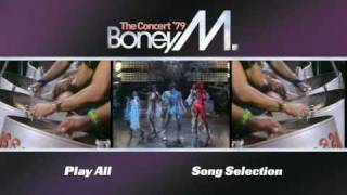BONEY M   THE CONCERT 1979