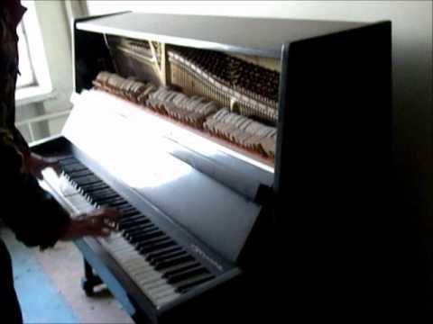The Piano Man of Pripyat – Chernobyl, Ukraine