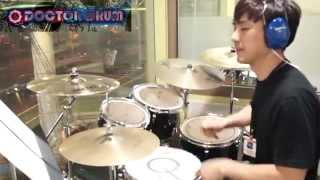The Hell Song - Sum41 Drums Cover By Superscatch(신영훈)