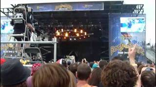 Korn Rock on the Range 2011 Blind
