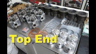 2 Stroke Top End Rebuild, Seadoo 657 Rotax Twin