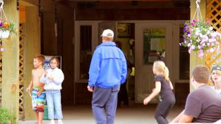 The Park Store at Mackinaw Mill Creek Camping - YouTube