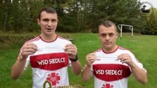 Losowanie drużyn - Mistrzostwa Seminariów w Piłce Nożnej - Siedlce 2017