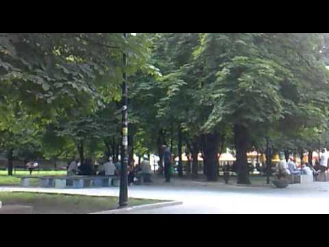 "Zentrale Einkaufstraße ""Sovietskoe"" in Mykolaiv II"