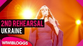 "Second Rehearsal: Jamala ""1944"" Ukraine @ Eurovision 2016   wiwibloggs"