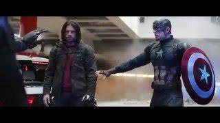 Captain America Civil War Tribute - Never Surrender