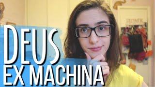 O QUE É DEUS EX-MACHINA? | CHICLETE VIOLETA