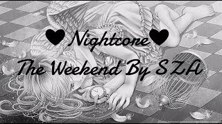 Nightcore ~ The Weekend