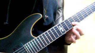 Amon Amarth - Valhall Awaits Me (Solo Cover)