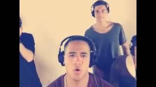 CNCO Tan Facil Karaoke (Smule)