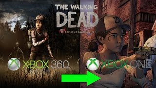 How to Transfer your 'Telltale: The Walking Dead' Season 2 Saves from Xbox 360 to Xbox One!